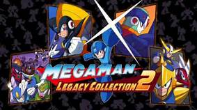 mega man colection 2
