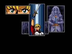 PS 4 cutscene