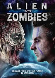 alien vs zombies