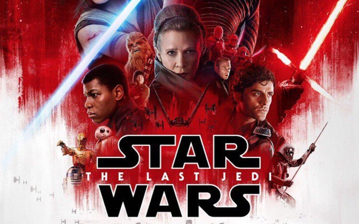 Star Wars Episode VIII: The Last Jedi (Trailer2)
