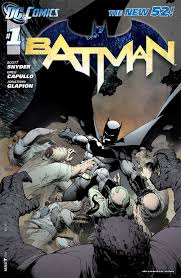 new 52 batman 1