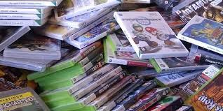 game pile
