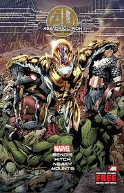ultron book