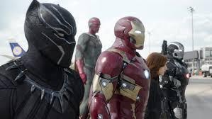 Captain America Civil War (Iron ManSide)