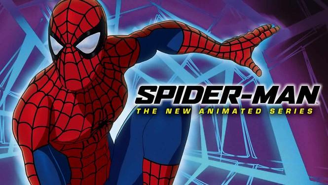 spiderman new animated