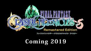 Final Fantasy 7 Remake and Crystal Chronicles Remake