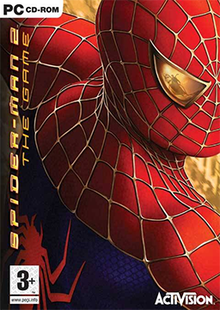 spidey 2 ps2