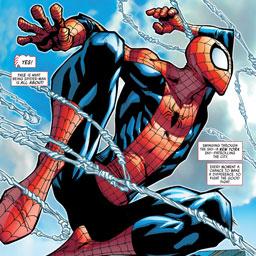 spidey comic 1