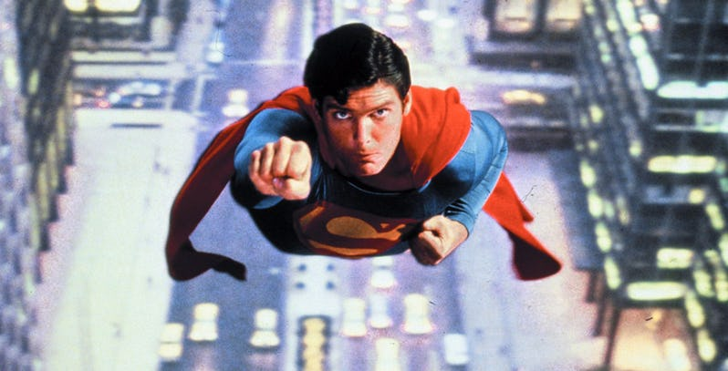 Superman-1978-Christopher-Reeve-Flying