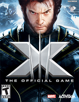x men the offical game