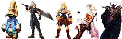 5 Best Final FantasyGames