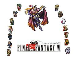 Final Fantasy 6, Why Its Only An AverageGame.