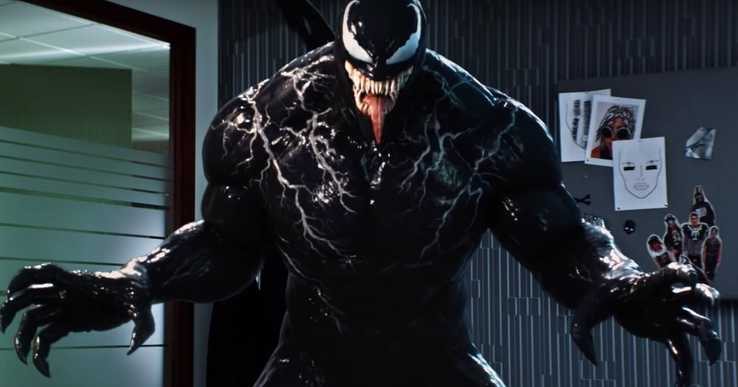 Venom Gets 40 MinutesCut