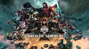 Omen Of Sorrow(PS4)