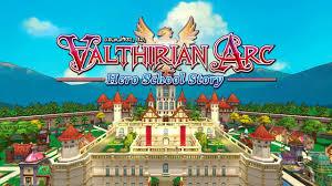 Valthirian Arc Hero School Story(PS4)