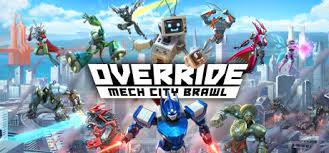 Override Mech City Brawl:Preview