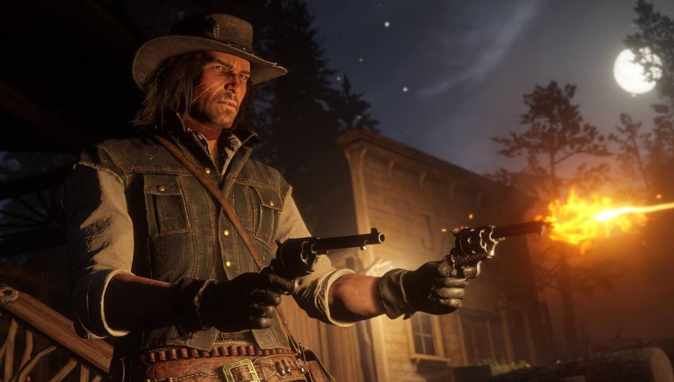 Red Dead Redemption 2 Breaks Sales Record