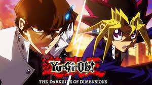 Yu Gi Oh!: The Dark Side of Dimensions(2017)
