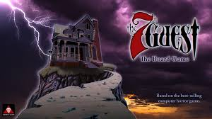 The 7th Guest: The BoardGame