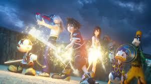 Kingdom Hearts 3 Final BattleTrailer
