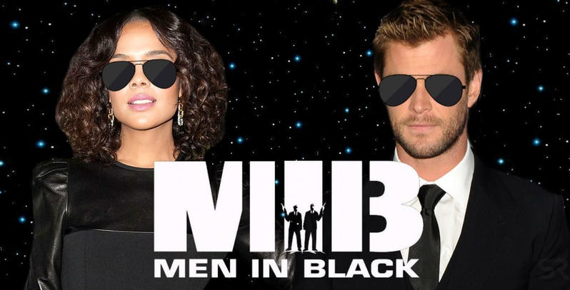 Men in BlackInternational