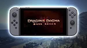 Dragons Dogma: Dark Arisen To TheSwitch
