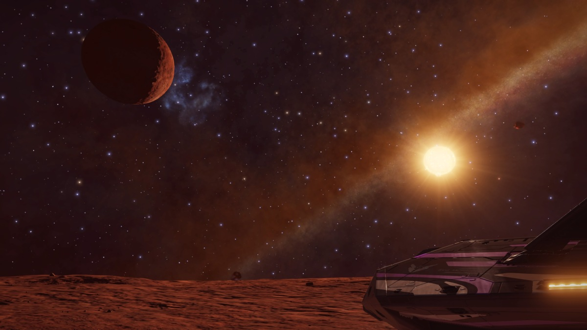Distant Worlds 2, New Discoveries.