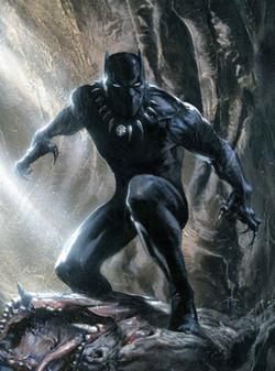 panther comics