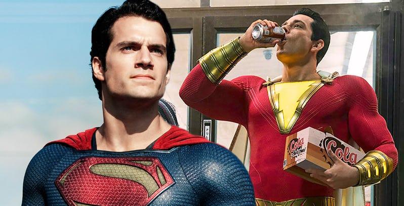 Superman In Shazam?