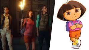 Dora The ExplorerTrailer