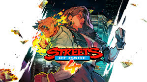 Streets Of Rage 4 Teases NewCharacters