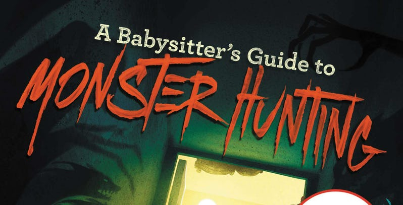 A Babysitter's Guide To Monster Hunting Coming to Netflix