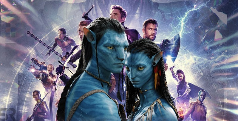 Endgame Re-release Needs Less Than $39 Million to Beat Avatar