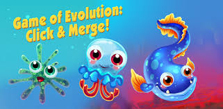 Game of Evolution Click & Merge (Mobile)