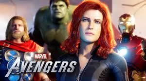 Marvel Avengers RevealTrailer