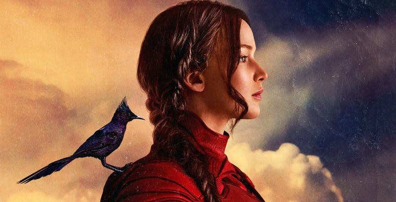 New Hunger Games Book Due Out in 2020