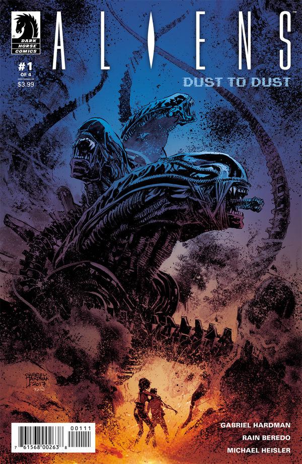 aliens dust