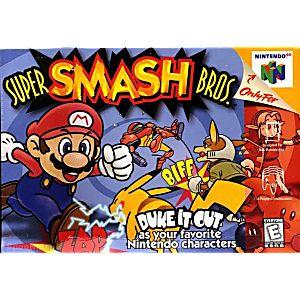 super smash bro