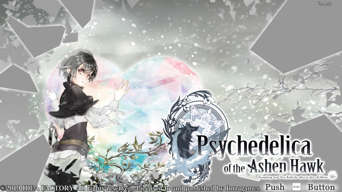 Psychedelica of the AshenHawk