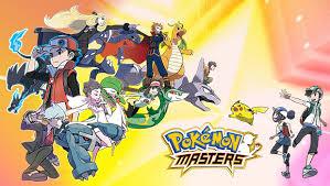 Pokemon Masters (mobile)