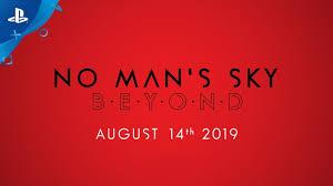 No Man's Sky Beyond Update ReleaseDate