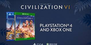 Civilization 6 Coming to Consoles
