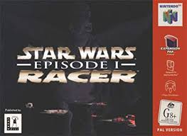 star wars racer 64