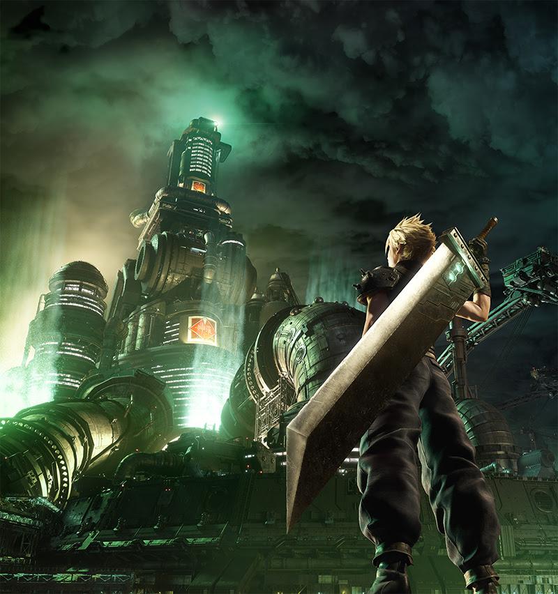 Final Fantasy 7 Remake NewTrailer