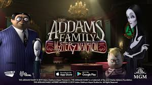Adams Family Mystery Mansion (Mobile)