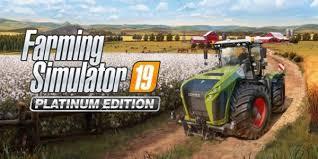 Farming Simulator 19 Platinum LaunchTrailer