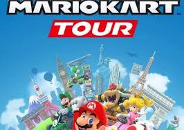 Mario Kart Tour(Mobile)