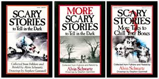 scary stories tril