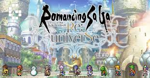 Romancing Saga 3 Now Available