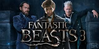 Fantastic Beast 3 to Start Filming in 2020